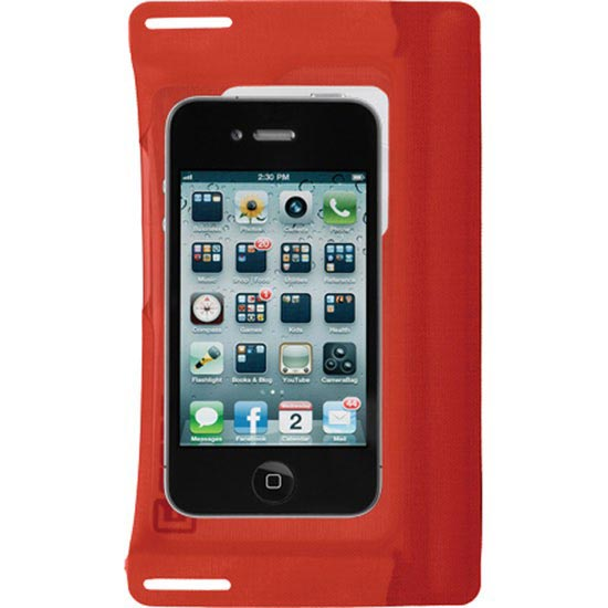 Ecase iSeries, Case, iPhone (iPhon4S/5/5c/5s) - Red