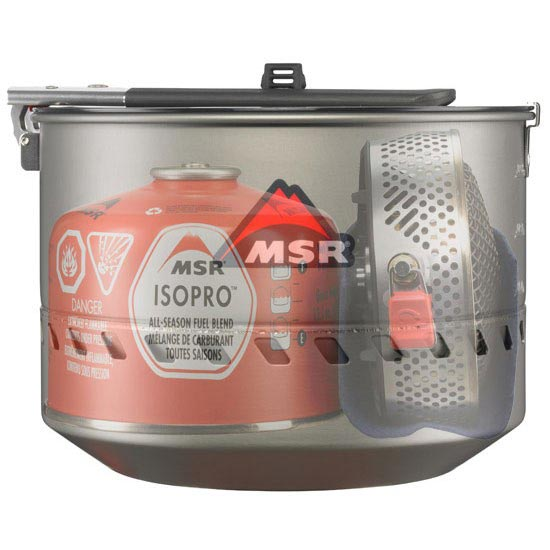 Msr Reactor 2.5L StoveSystem - Photo de détail