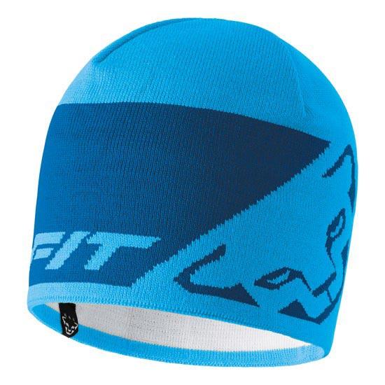 Dynafit Leopard Logo Beanie - Sparta Blue