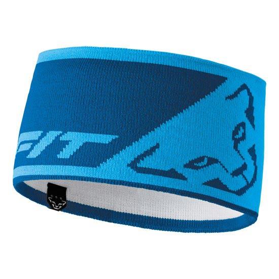 Dynafit Leopard Logo Headband - Sparta Blue