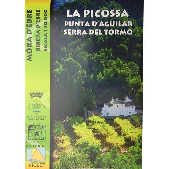 Ed. Piolet Mapa La Picossa 1:20000 -