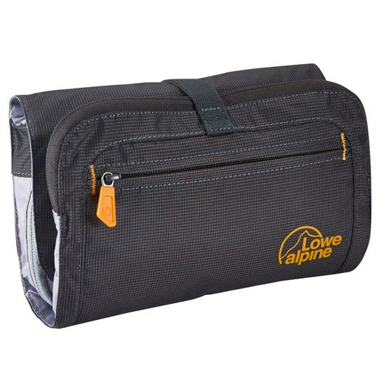 Lowe Alpine Roll Up Wash Bag - Anthracite