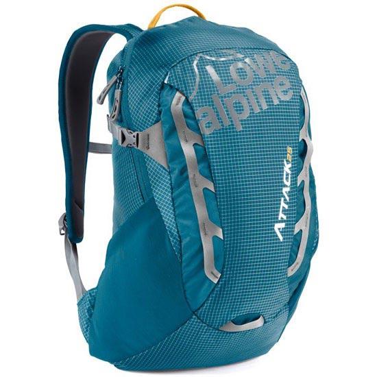 Lowe Alpine Attack 25 - Bondi Blue/Amber