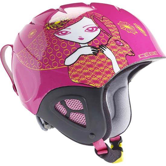 Cebe Pluma Junior Basics - Pink Gril