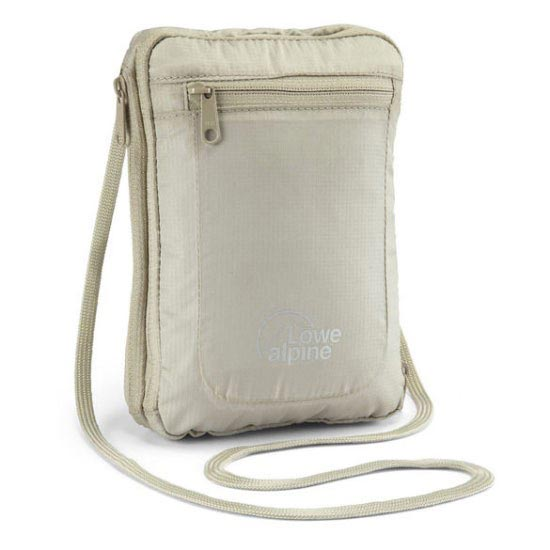 Lowe Alpine Passport Wallet - Beige