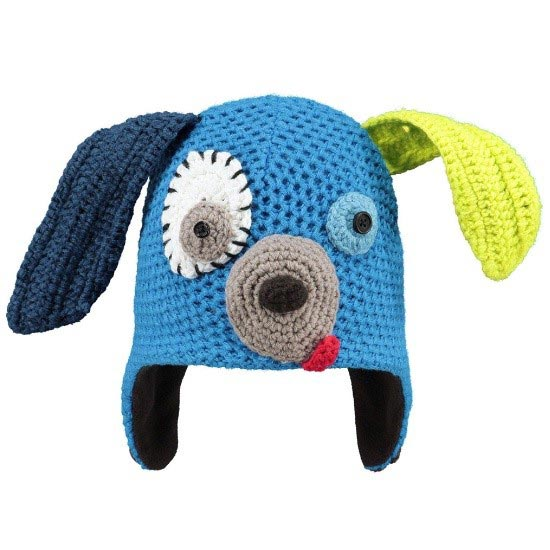 Barts Animal Beanie Jr - Blue