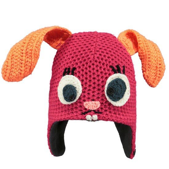 Barts Animal Beanie Jr - Candy