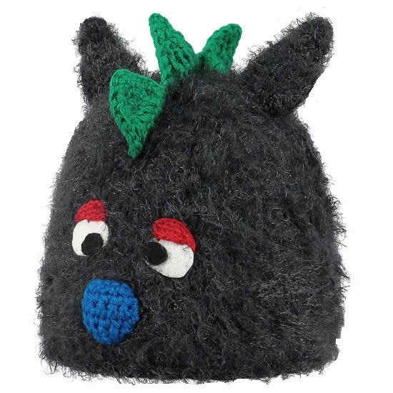 Barts Roarr Beanie Jr - Dark Heather