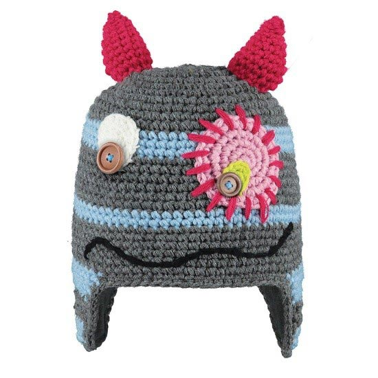 Barts Monster Beanie - Candy