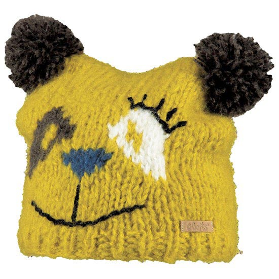 Barts Monster Beanie Jr - Yellow