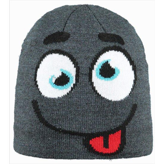 Barts MR. Mouche Beanie Jr - Dark Heather