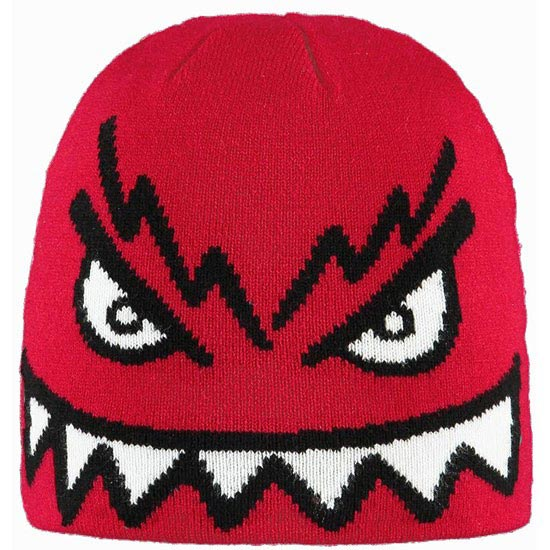 Barts MR. Mouche Beanie Jr - Red