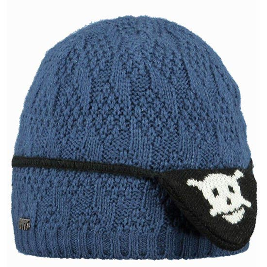 Barts Pirate Beanie Jr - Old Blue