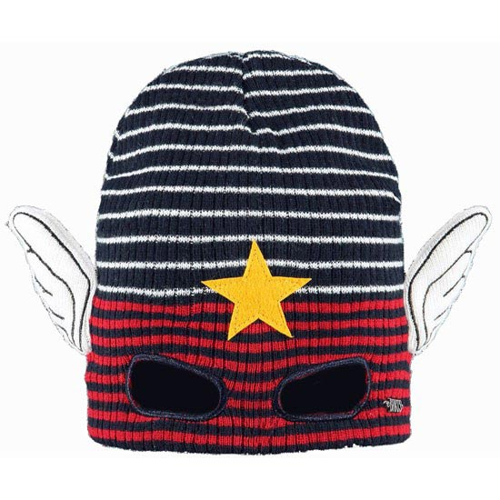 Barts Super Beanie Jr - Midnight