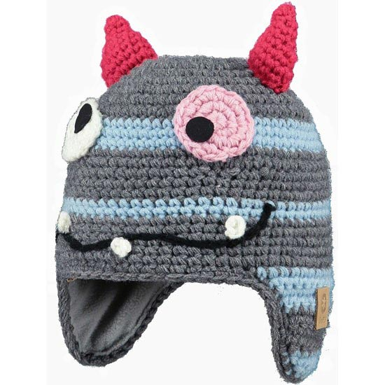 Barts Monster Earflap Kids - Candy