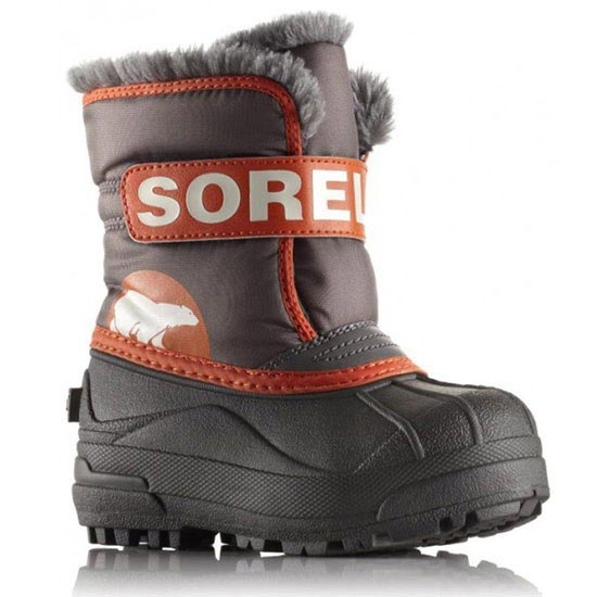 Sorel Snow Commander Childrens - Orange