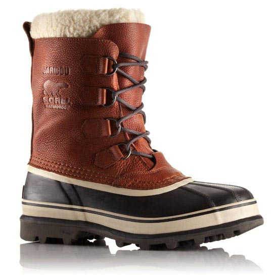 Sorel Caribou Wool - Tobacco