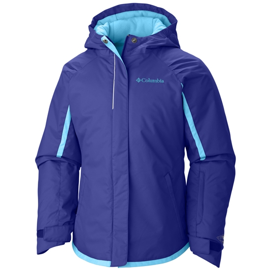 Columbia Alpine Action Jr - Light Grape