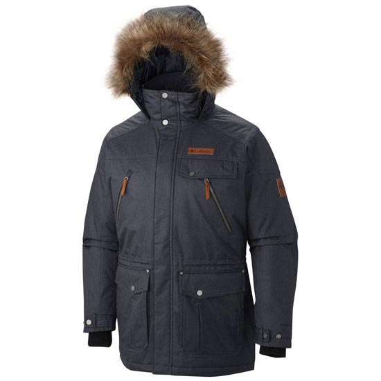 Columbia Barlow Pass 550 TurboDown Jacket - India Ink