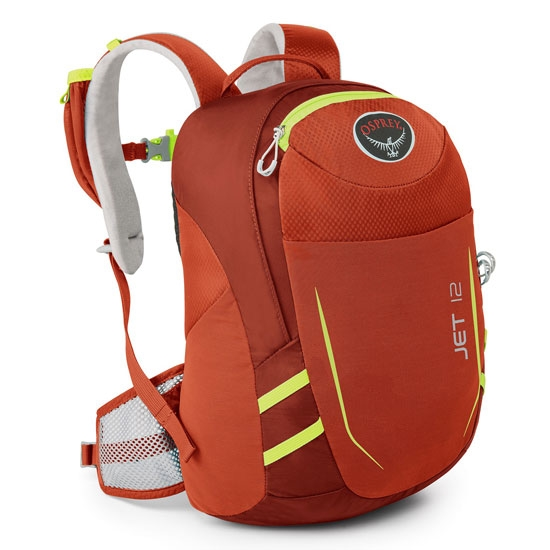 Osprey Jet 12 Jr - Strawberry Red