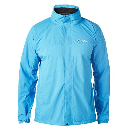 Berghaus LT HIKE HS SHELL JKT AM - Blue Lemonade