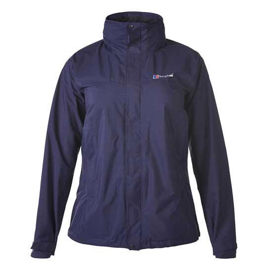 Berghaus LT Hike HS Shell Jacket AF W - Evening Blue