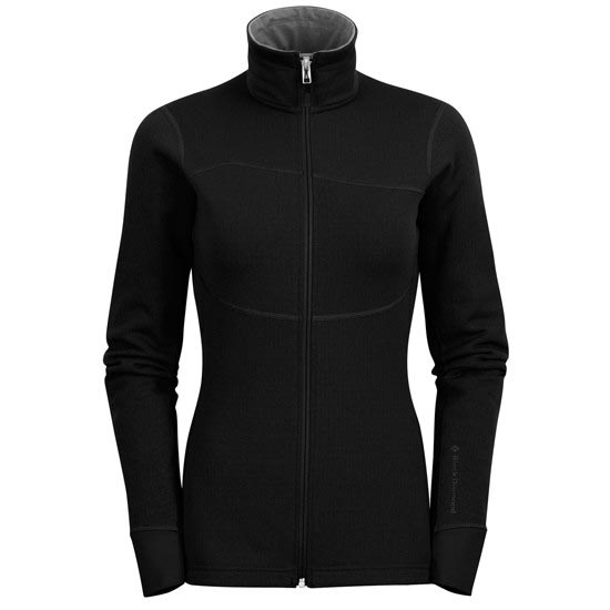 Black Diamond Coefficient Jacket W - Black