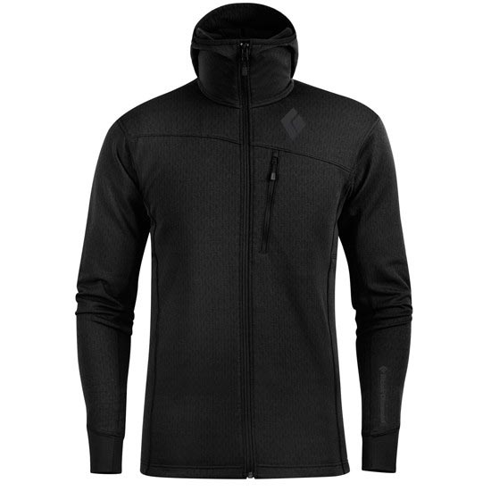Black Diamond Coefficient Hoody - Black