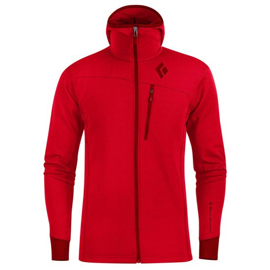 Black Diamond Coefficient Hoody - Torch