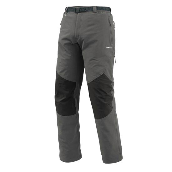 Trangoworld Pantalon Long Alym - Gris