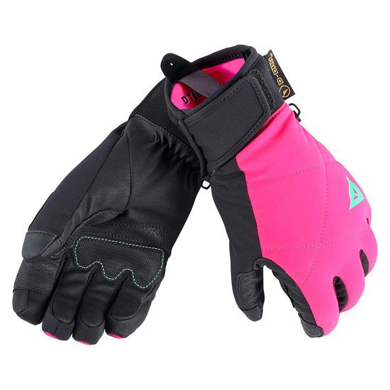 Dainese Natalie 13 D-Dry Glove - Fuschia Purple/Black/Water
