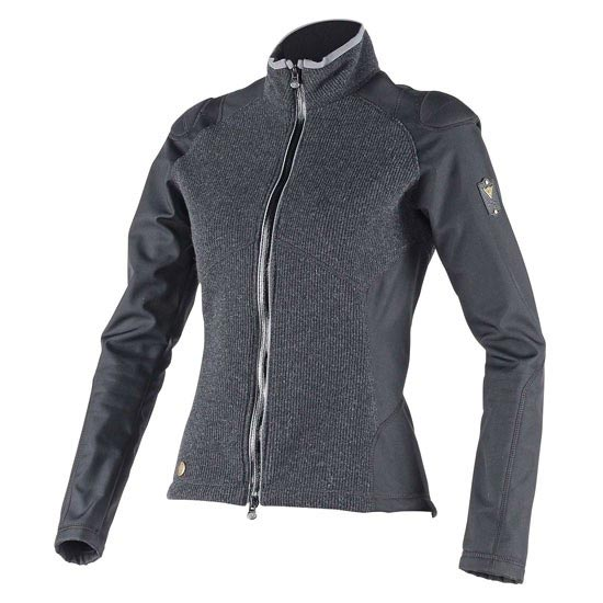 Dainese Bernice Sweater Lady - Antracita/Negro