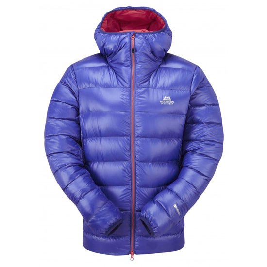 Mountain Equipment Dewline Hooded W - Celestial Blue