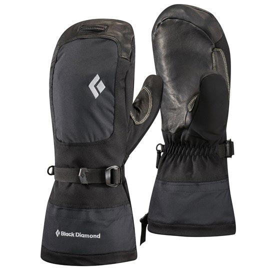 Black Diamond Mercury Mitts - Black