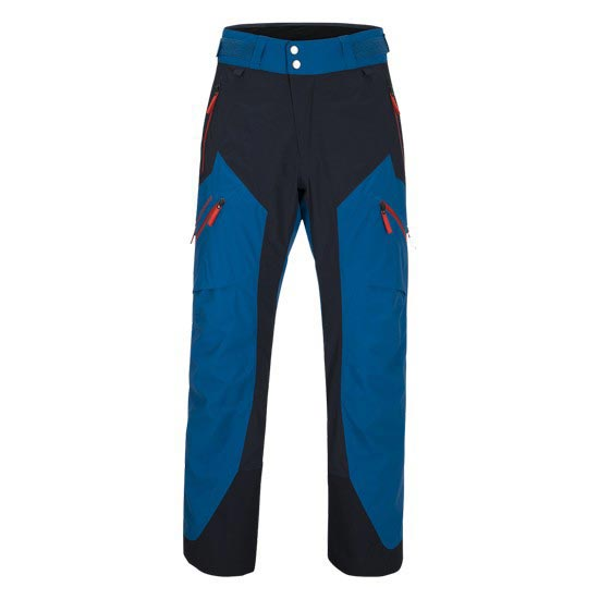 Peak Performance Heli 2L Gravity Pants - Poseidon Blue