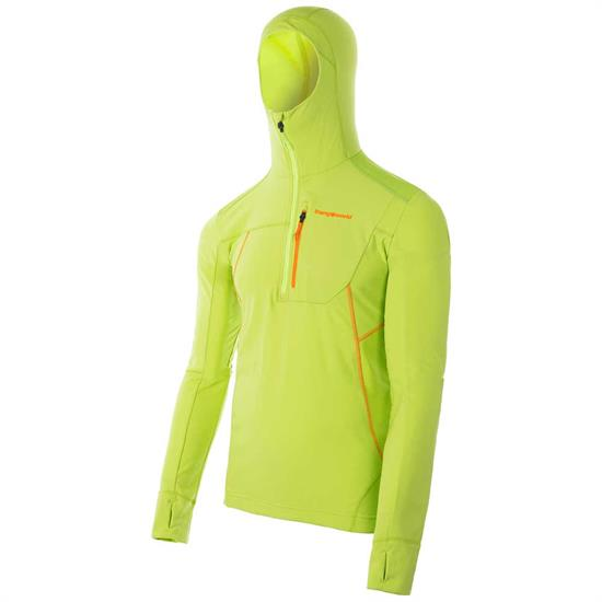 Trangoworld Colonney Pullover - Verde Claro