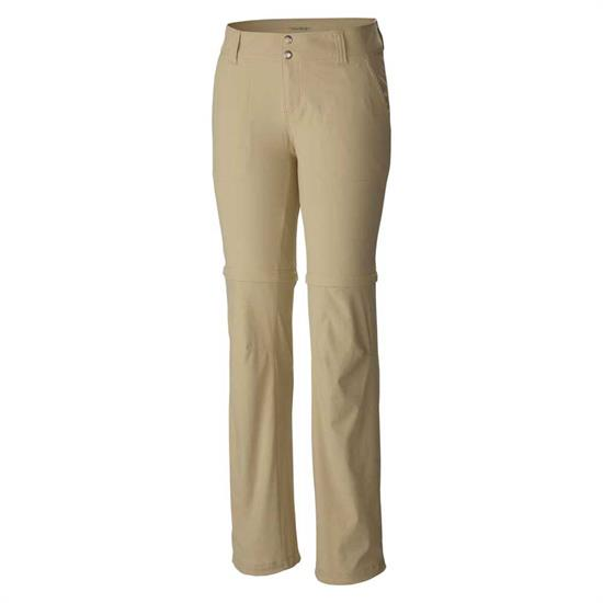 Columbia Saturday Trail II Conv Pant - Fossil