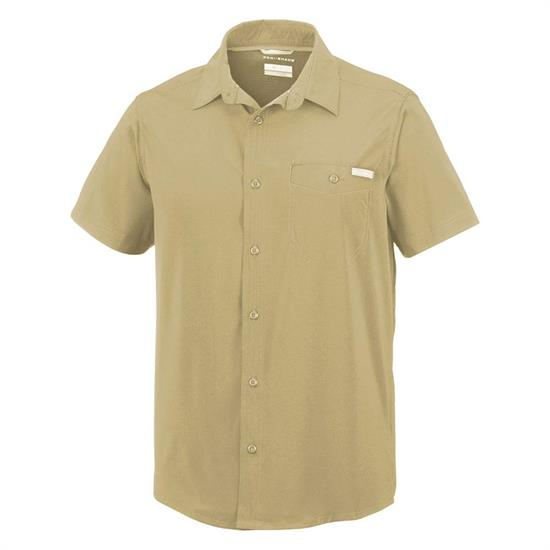 Columbia Triple Canyon Solid Shirt - Fossil
