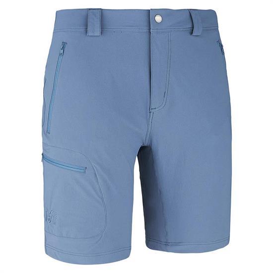 Millet Trekker Stretch Ii Short Teal Blue - Teal Blue