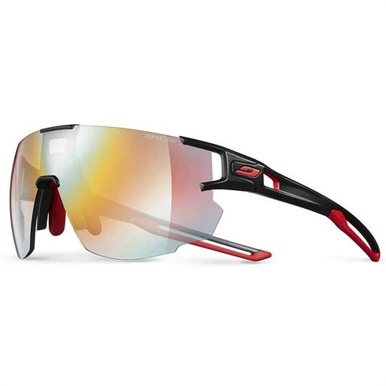 Julbo Aerospeed Zebra Light Fire 1-3 - Black/Red/Red