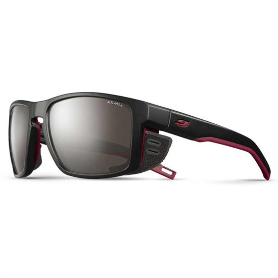 Julbo Shield Alti Arc 4 - Black/Red/Red
