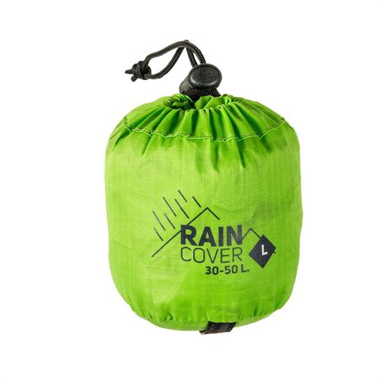 Millet Raincover L - Acid Green