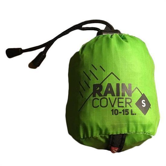 Millet Raincover S - Acid Green