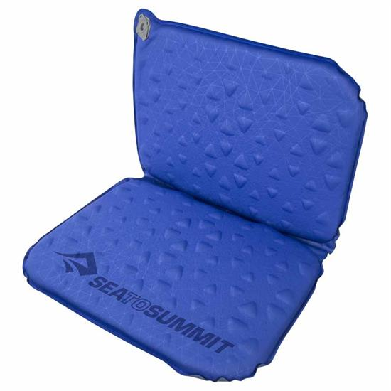 Sea To Summit Self Inflating Delta V Deluxe Seat - Azul