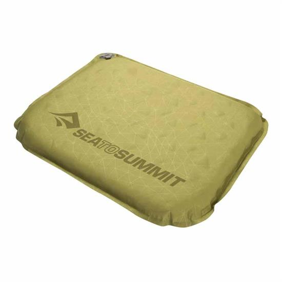 Sea To Summit Self Inflating Delta V Seat - Verde Oliva