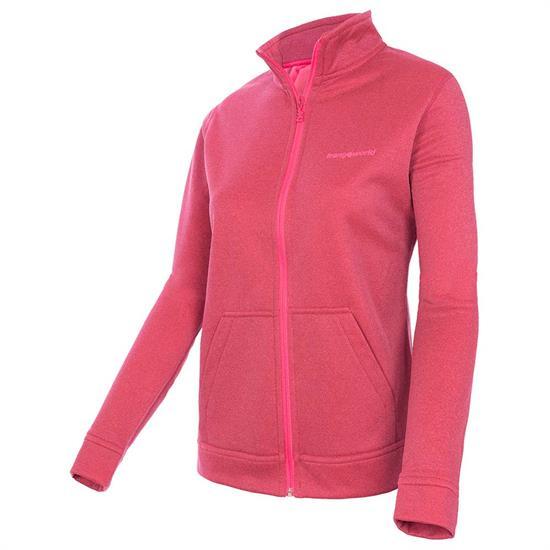 Trangoworld Simme Jacket W - Rosa Fluor