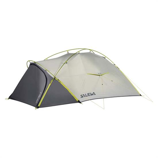 Salewa Litetrek III Tent - Lightgrey/Cactus