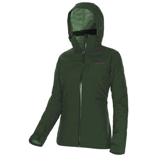 Trangoworld Helens Complet Jacket W - Verde Caza