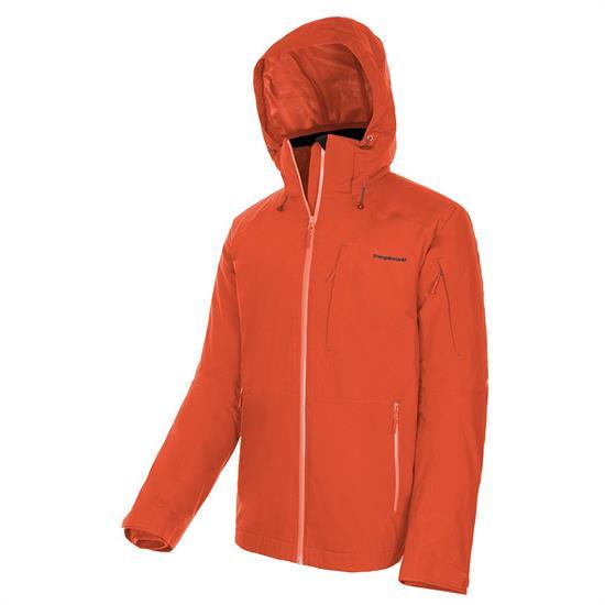 Trangoworld Malebo Complet Jacket - Naranja Intenso