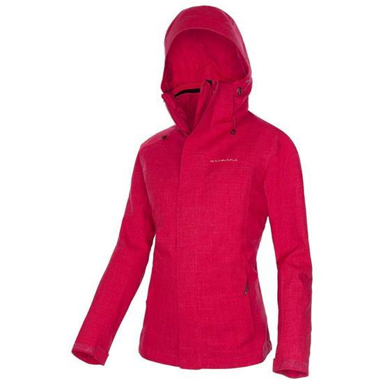 Trangoworld Orhi Complet Jacket W - Carmesi